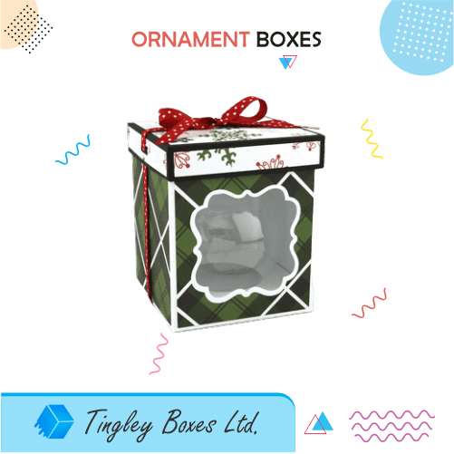 ORNAMENT boxes