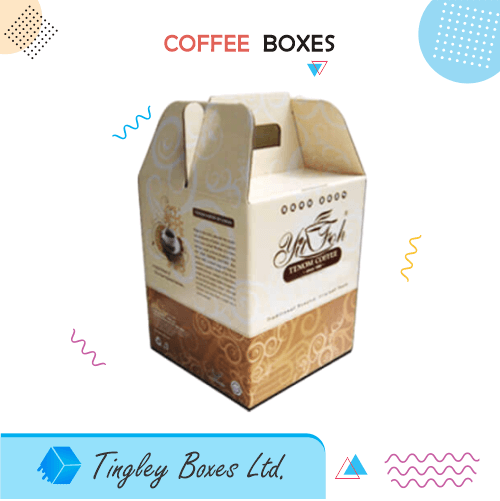 coffee boxes