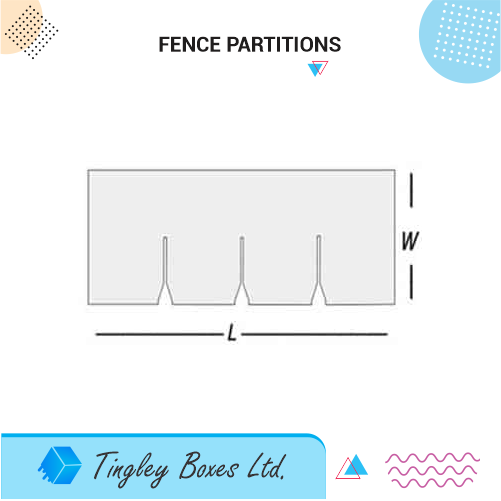FENCE PARTITION BOXES