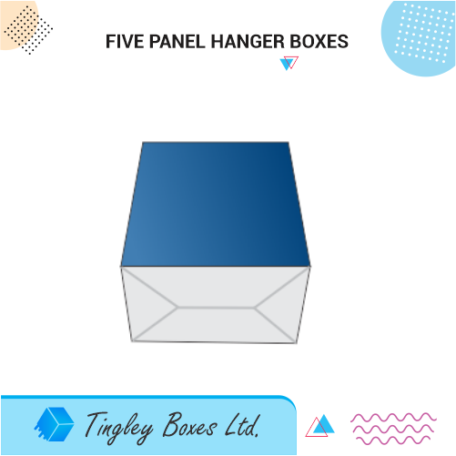 five pannel hanger boxes